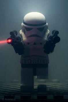 Avanaut Star Wars Photo Series