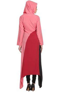 MyBatua Minal Sweet and Rose Pink New Look Stylish by MyBatua