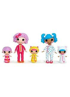 Lalaloopsy Mini Multi-Pack Silly Sleepover Dolls Lalaloopsy http://www.amazon.com/dp/B00IZ8SUP6/ref=cm_sw_r_pi_dp_Kemzvb1PNT05R