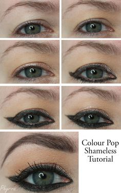 Colour Pop Shameless Tutorial
