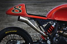 KTM 525 EXC by Roland Sands Design