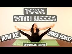 Align your chakrazzz with lizzza! Thumbs up because that's a yoga move too! Thanks for watching + follow my other social medias below! ••••••••••••••••••••••...
