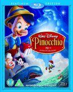 Pinocchio [Blu-ray]:Amazon:Film & TV