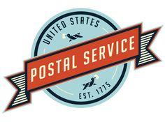 USPS Redesign by Matt Chase via designworklife