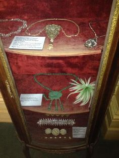 Miss Fisher's Murder Mysteries exhibition, Rippon Lea Estate, VIC – 24 Nov 2013
