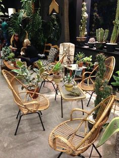 My new favourite plant shop in Brussels : BRUT. Find them at 202 Rue Haute. Restaurants Outdoor Seating, Outdoor Restaurant Patio, Terrace Restaurant, Deco Restaurant, Outdoor Seating Areas, Bar Deco, Deco Cafe, Restaurant En Plein Air, Restaurant Vintage