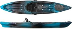 Wilderness Systems Tarpon 120 Sit-On-Top Kayak - for Mom