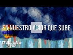 Up (Spanish Version) - Kevin Karla & La Banda (Lyric Video) - YouTube