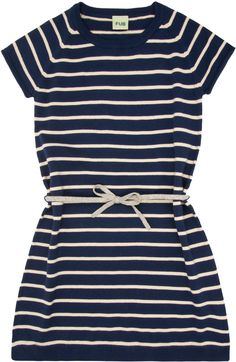 Shop The Fub Girls Basil Dress In Blue At Elias & Grace. Browse The Cutest Girls Clothes From Fub, Handpicked By Elias & Grace