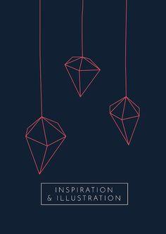 grandstoriesdesign | Inspiration & Illustration #gems #paperdesign #paperlove #blogpost #designblog #stationery
