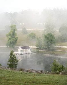 Blackberry Farms Resort & Spa, Tennessee, lake house