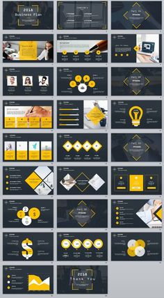 26+ company Business Year report PowerPoint Template