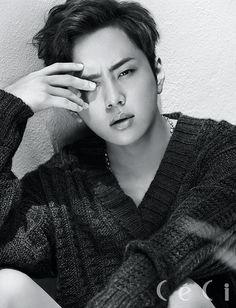 2014.09, CeCi, BEAST, Yong Junhyung
