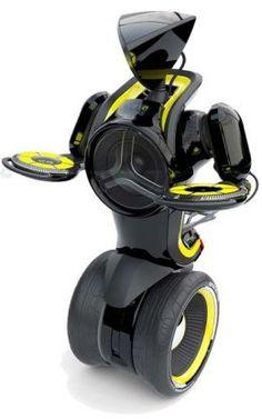 Segway-looking robot