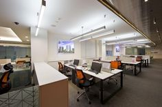 Tulip Infratech Office - Office Snapshots