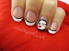 So cute!: Ghost Boo Nails (from Mario!) from cutepolish