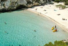 CaLa MacareLLeta beach, Menorca, Spain