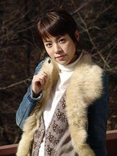한지민 Han Ji Min, Jimin, Fur Coat, Jackets, Fashion, Down Jackets, Moda, Fashion Styles, Fashion Illustrations