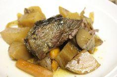 Pot Roast- Crock Pot Recipe