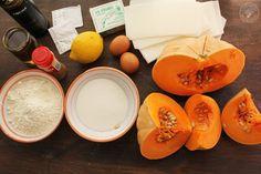 Tortas de calabaza, receta tradicional - Cocinando Entre Olivos Churros, Healthy Recipes, Healthy Food, Yummy Treats, Cantaloupe, Salmon, Muffins, Sweets, Fruit