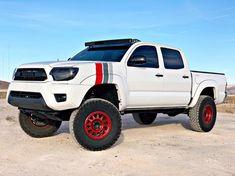 Falken Tires, Dog Hammock, Tacoma World, Tacoma Truck, Toyota Tacoma Trd, White Truck, Little Panda, Super White