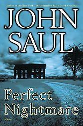 Image detail for -Perfect Nightmare - John Saul - Book