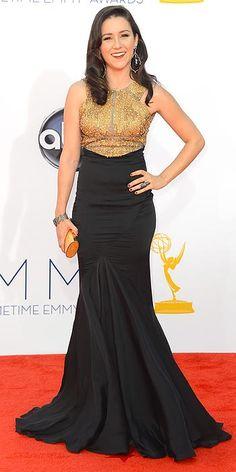 Emmys' Arrivals Gallery - Emmy Awards 2012 : People.com