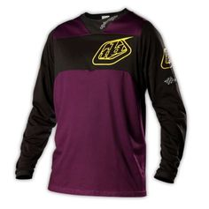 Troy Lee Designs SE Pro Corse Jersey  Mens Purple XL  Mens ** You can find more details by visiting the image link. This is an Amazon Affiliate links.