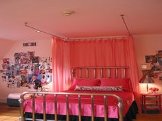 lovely canopy bed curtains pink with stylish canopy bed curtains lace ideas
