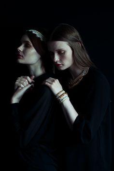 https://flic.kr/p/fU9tz2 | Mystic Black | Lookbook for Margot & Me Mystic Black A/W 13/14 Models are Klara Krukenberg / MD Management and Juliane / Modelteam Hair and Make Up / Laura Sauer find me on facebook BLOG website