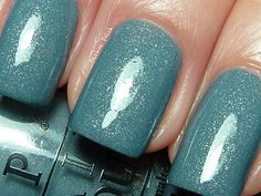 OPI - I have a herring problem  I bought this today, and put it on my tiny nails, and it's beautiful!