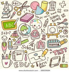 ♥ doodles ♥ start to make themed doodles...                                                                                                                                                      More