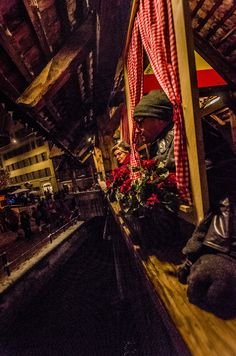 Di Fasnacht Luzern - Night at Carnival Lucerne 2013