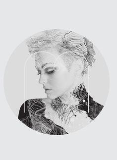 Revereri | Anthony Neil Dart | #graphic #design #illustration