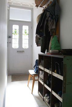 love the shoe storage cupboard