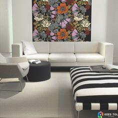 #PowerPanels #Flowers #Walldesign