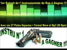 CJR GANGSTER - Instrumentale de Rap à Gagner !!! (Extrait de L' INSTRU N...