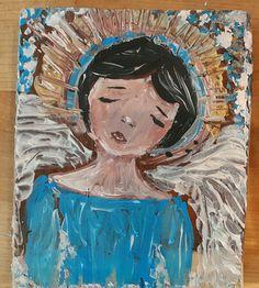 Akril painting