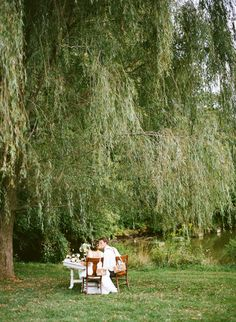 dinner for two before joining the party | Graham Terhune #wedding