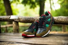 West NYC x Saucony Shadow 5000 'Cabin Fever'