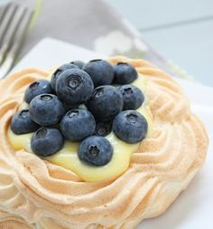 Sugar Free Berry & Lemon Curd Pavlovas and My One year Blog-iversary - I Breathe... I'm Hungry...