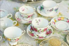 perfect for afternoon tea...