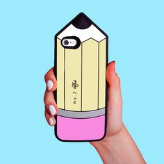 Pencil 3D iPhone 6   Case by Valfre | Valfré Cell Phones & Accessories - Cell Phone, Cases & Covers - http://amzn.to/2iNpCNS