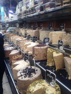 Mahane Yehuda Market,Jerusalem,Israel