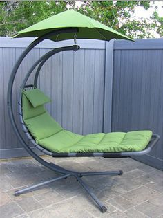 For summer naps without the sunburn.   34 Nap-Worthy Chairs You'll Dream About This Afternoon