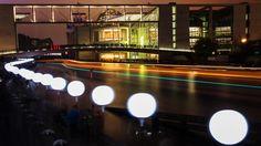 """""""Lichtgrenze"""" in Berlin: Hunderttausende feiern den Fall der Mauer"""