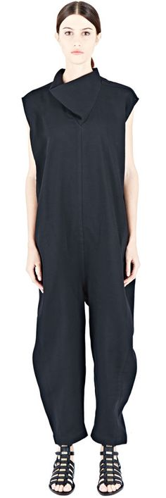 Rick Owens Oversized Jumpsuit