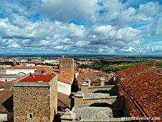 Views of Cáceres. http://www.piggytraveller.com/caceres-from-above-images/