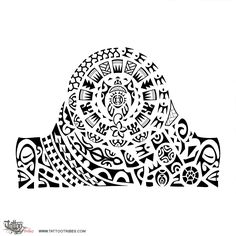 Tatuaggio di Manukura, Leader tattoo - custom tattoo designs on TattooTribes.com