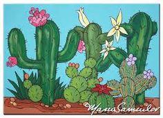 Resultado de imagen para cactus caricatura
